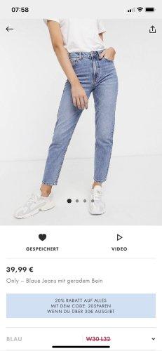 Straight Jeans von Only
