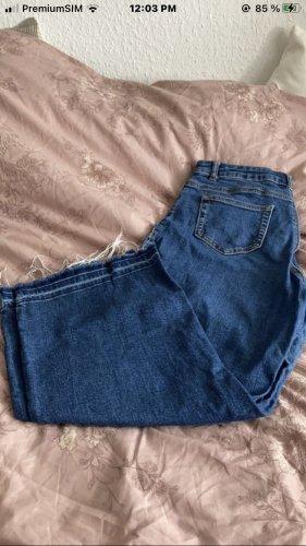 New Yorker Pantalone a 3/4 blu