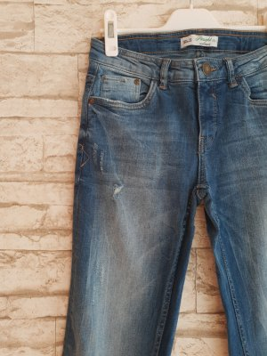 Straight Leg Jeans Clockhouse