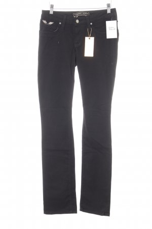 Straight-Leg Jeans mehrfarbig Casual-Look