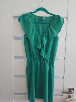 H&M Beach Dress turquoise