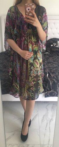 Strand Kleid bunt