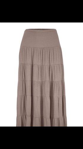 Beach Time Maxi Skirt taupe
