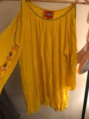 Beachwear yellow