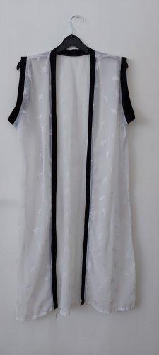 Handmade Beachwear white-black