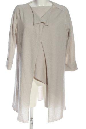 Strandfein Dzianinowy podwójny zestaw  w kolorze białej wełny W stylu casual