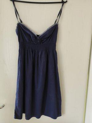 Tally Weijl Sukienka plażowa ciemnoniebieski