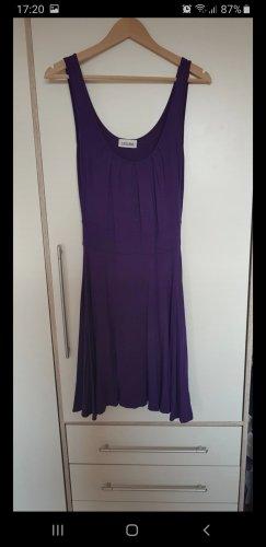 Lascana Robe de plage violet