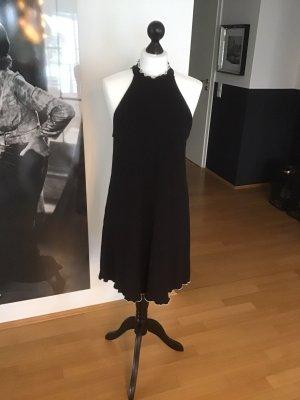 Zara Odzież plażowa czarny-biały