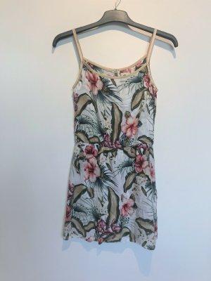 Franklin & marshall Mini Dress multicolored viscose