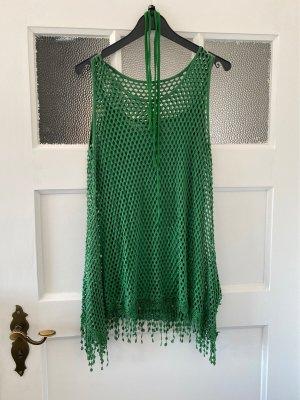 Unbekannte Marke Sukienka plażowa zielony