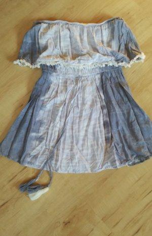 Asos Sukienka plażowa chabrowy