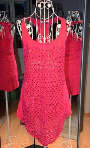 Roxy Sukienka plażowa magenta