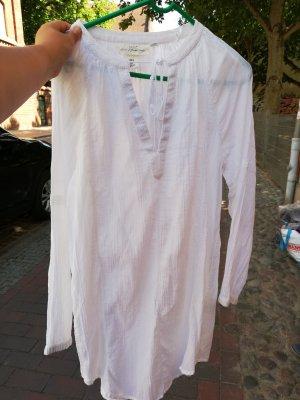 H&M Vestido playero blanco