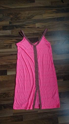 Beach Dress neon pink
