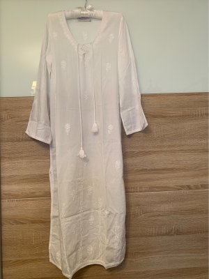 Bagatelle Beach Dress white cotton