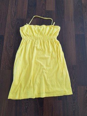 Hurley Beach Dress yellow