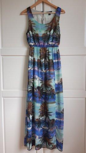 Strandkleid Palmen