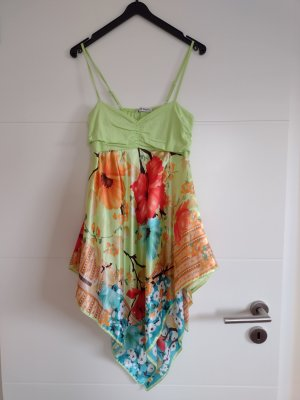 Louise Orop Beach Dress multicolored