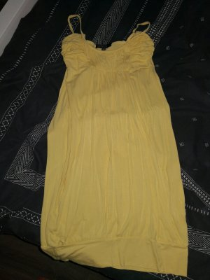 Amisu Beach Dress yellow