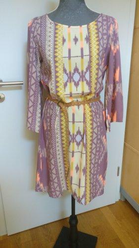 Strandkleid Tunika Sommerkleid im Hippie Ibiza Style von Miss Kitsch Mallorca, Gr. S NEU