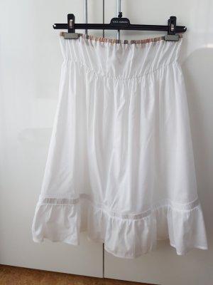 Burberry Beach Dress white