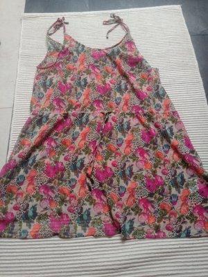 H&M Kaftan veelkleurig Polyester