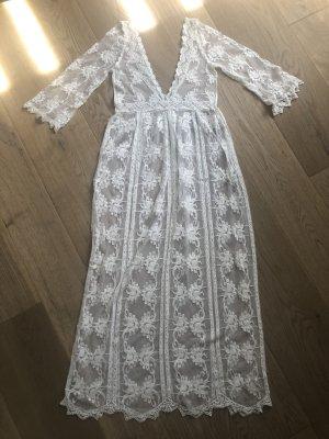Strandkleid weiß