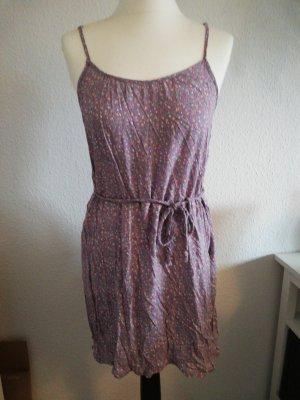 Sukienka plażowa bladofiołkowy
