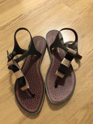 Sandały plażowe czarny