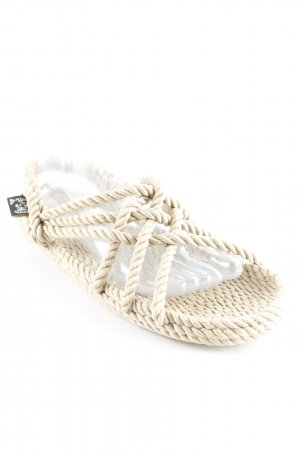 Beach Sandals beige beach look