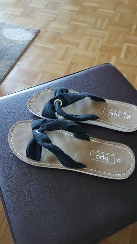 Bon Prix Beach Sandals black