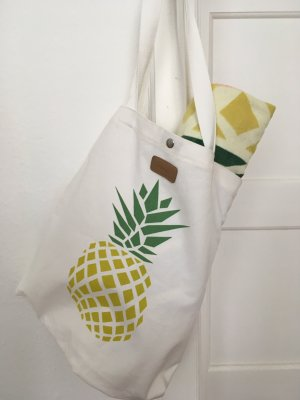 Strandset von Codello mit Ananasprint