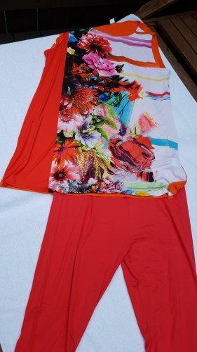 Alba Moda Beachwear multicolored