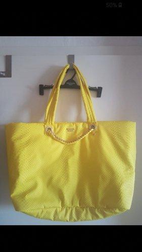 Victoria's Secret Sac en toile jaune