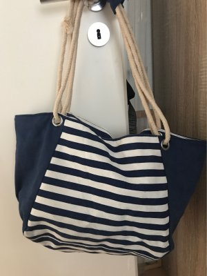 Sailor's Kitbag white-dark blue