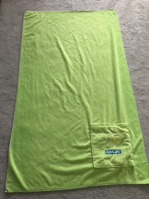 Beach Towel green