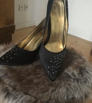 Strass Pumps Gr 38