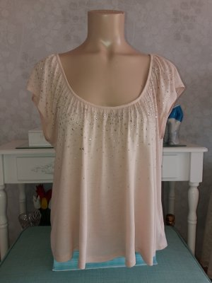 HM Frill Top rose-gold-coloured