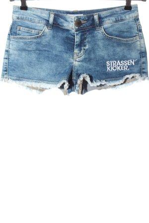 strassenkicker Jeansshorts