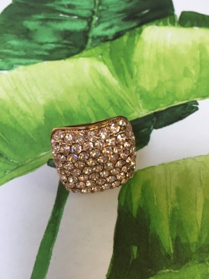 Bijou Brigitte Gold Ring gold-colored stainless steel