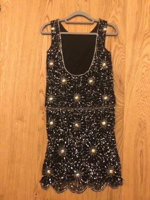 Strasssteinen Kleid