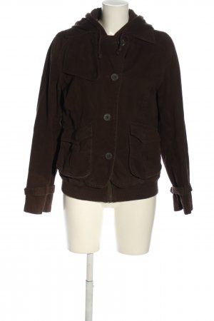 Strauss Giacca bomber marrone stile casual