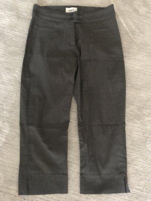 Pimkie 7/8 Length Trousers dark grey-grey