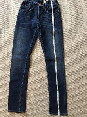 Strech Jeans dunkelblau