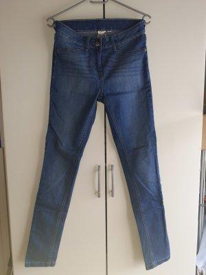 Strech Jeans/Jeggings Blau Gr. 36