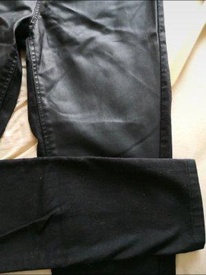 Strech Jeans / Lederjeans