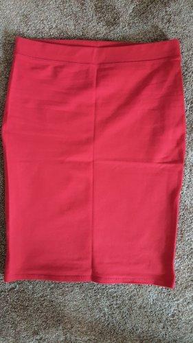 Old Navy Falda stretch rojo