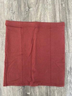 Pimkie Spódnica ze stretchu rudy