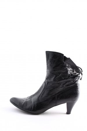 Street Ankle Boots schwarz Casual-Look